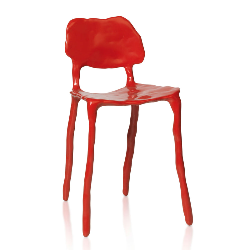Maarten Baas Clay Dining Chair Red