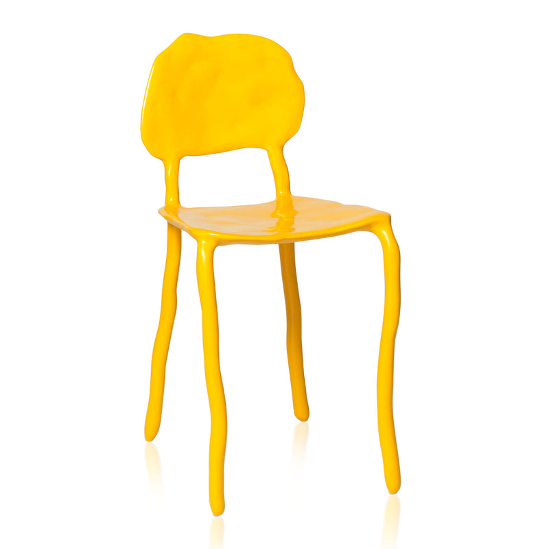 Maarten Baas Clay Dining Chair Yellow