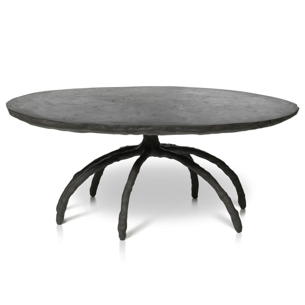 Maarten Baas Plain Clay Coffee Table