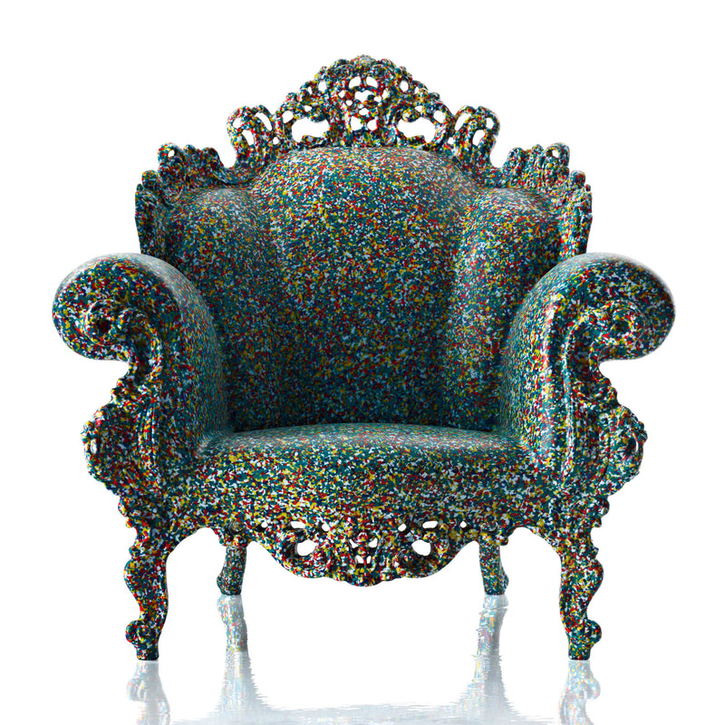 Magis Proust Armchair by Alessandro Mendini Multicolour