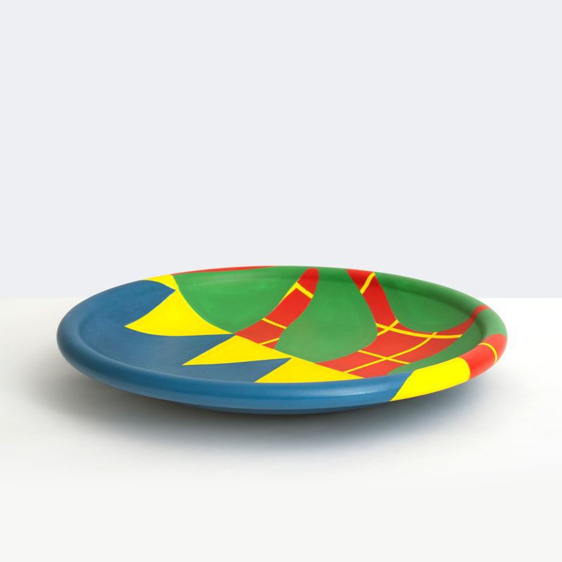 Maison Matisse La Musique - Canon Large Platter Side View
