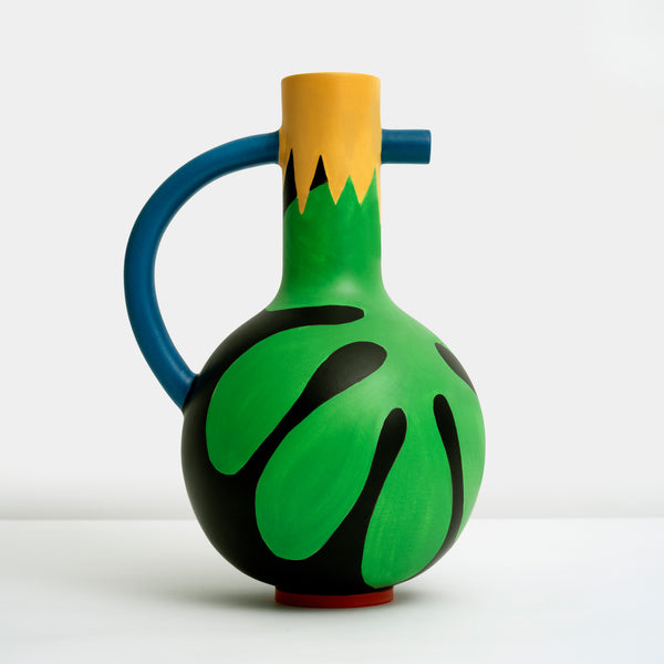 Maison Matisse La Musique - Octave Pitcher Side View