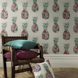 Matthew Williamson Ananas Wallpaper Roomset