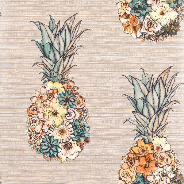 Matthew Williamson Ananas Wallpaper W7266-02