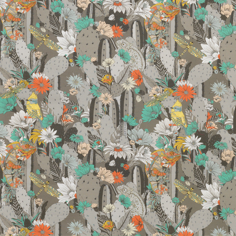 Matthew Williamson 'Cactus Garden' Fabric F7247/02
