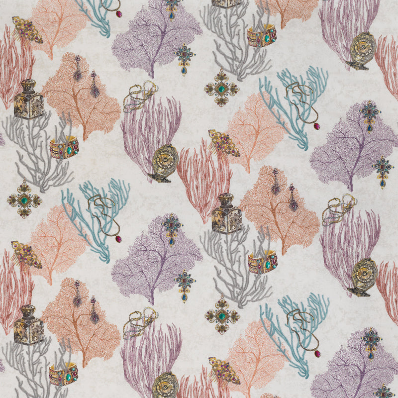 Matthew Williamson 'Coralino' Fabric F7244-01