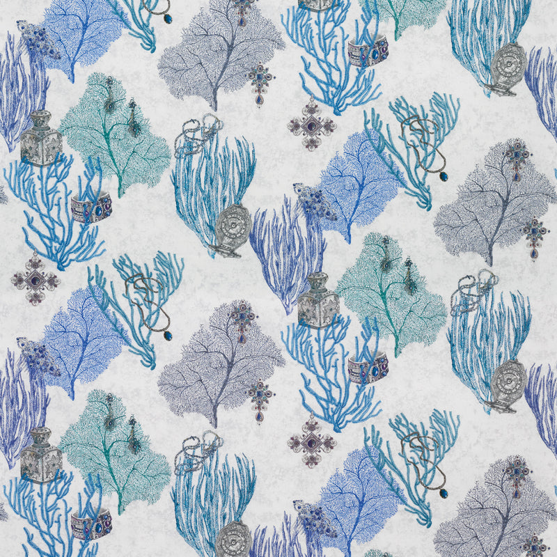 Matthew Williamson 'Coralino' Fabric F7244-03