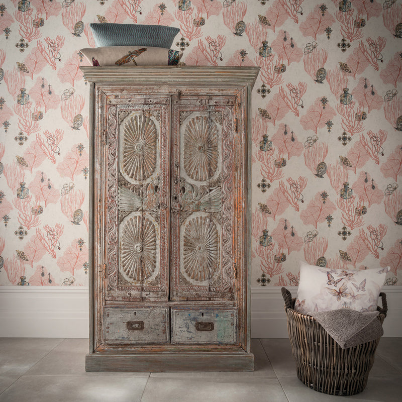 Matthew Williamson Coralino Wallpaper Roomset