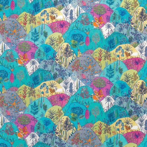 Matthew Williamson Aravali Fabric