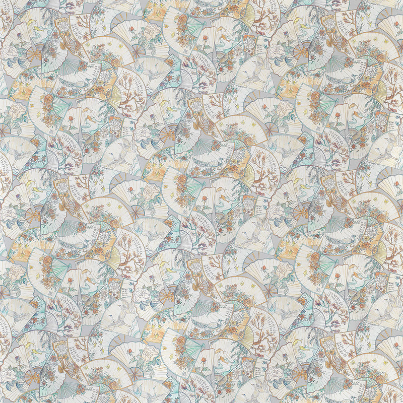 Matthew Williamson 'Fanfare' Fabric F7128-02