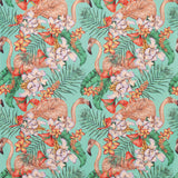 Matthew Williamson Flamingo Club Fabric F6790-01