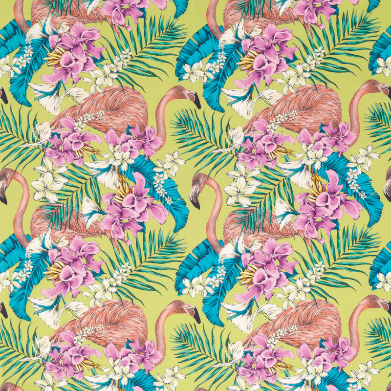 Matthew Williamson Flamingo Club Fabric F6790-02