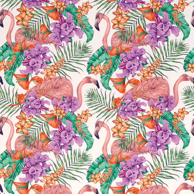 Matthew Williamson Flamingo Club Fabric F6790-03