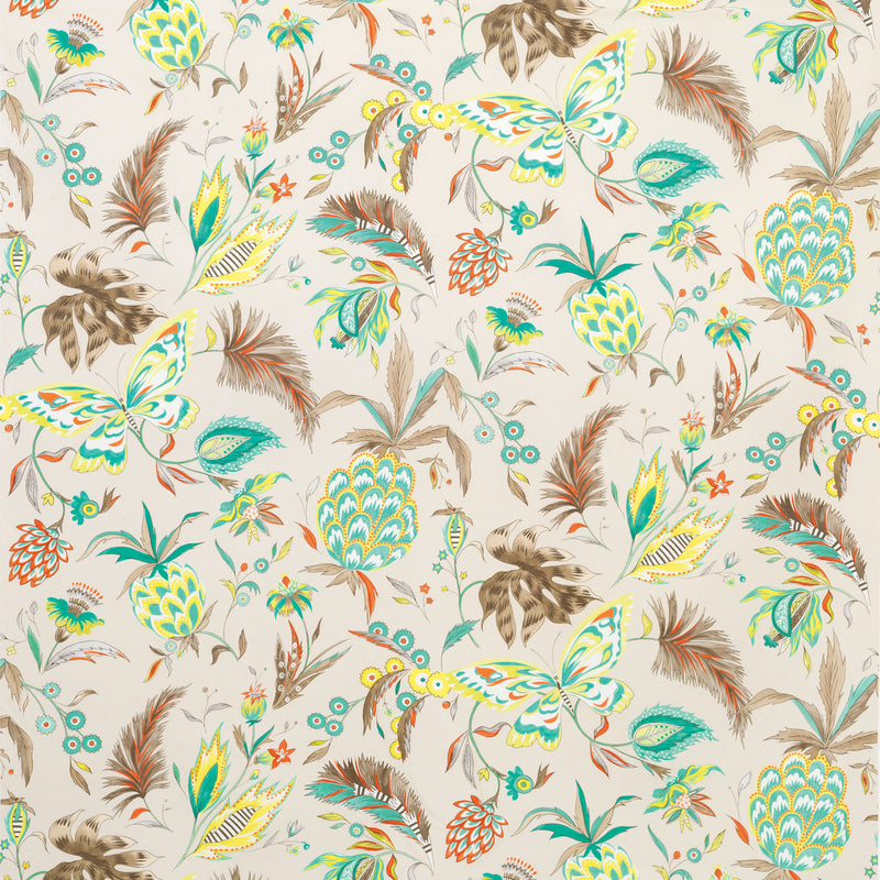 Matthew Williamson Habanera Fabric F6794-01