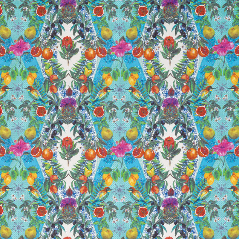 Matthew Williamson 'Talavera' Fabric F7242-01