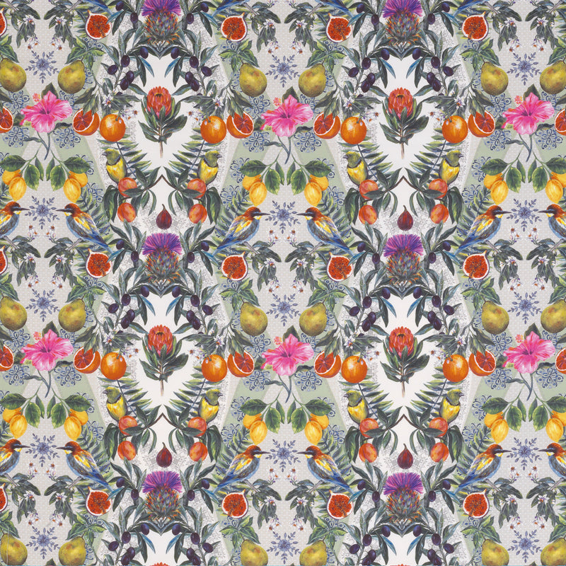 Matthew Williamson 'Talavera' Fabric F7242-02