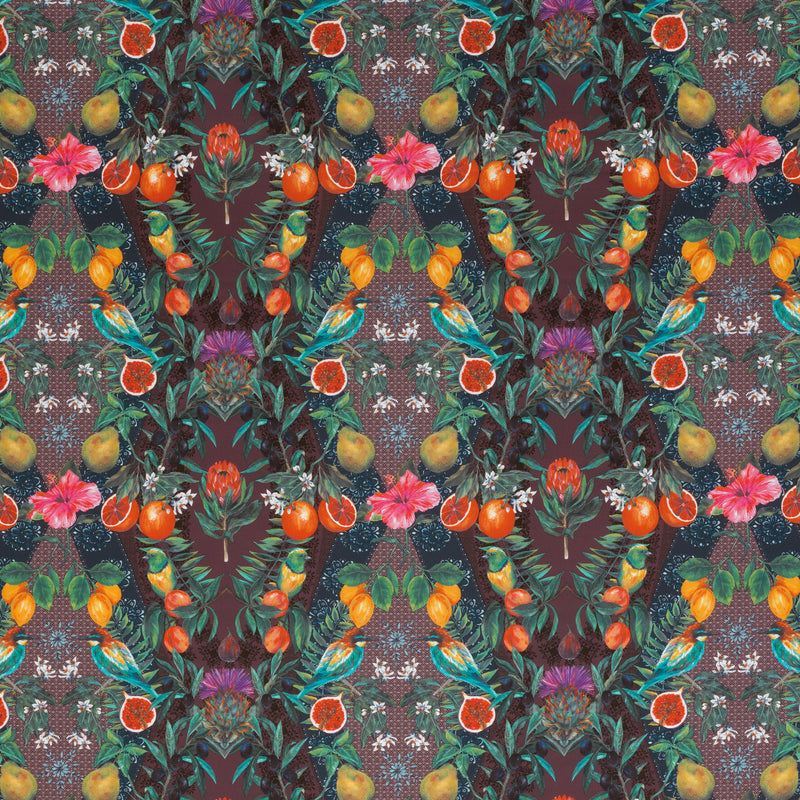 Matthew Williamson 'Talavera' Fabric F7242-03