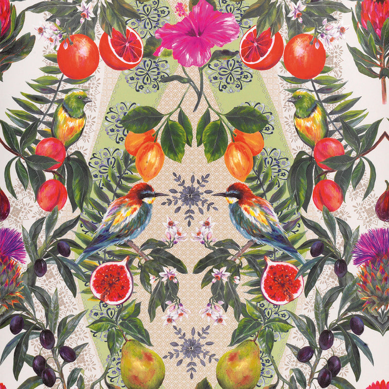 Matthew Williamson Talavera Wallpaper W7263-02