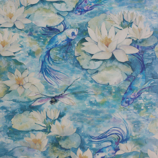 Matthew Williamson 'Water Lily' Wallpaper W7148-01