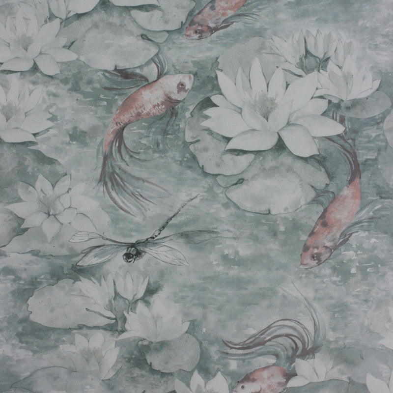 Matthew Williamson 'Water Lily' Wallpaper W7148-03