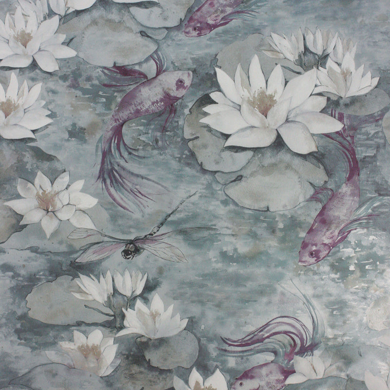 Matthew Williamson 'Water Lily' Wallpaper W7148-04
