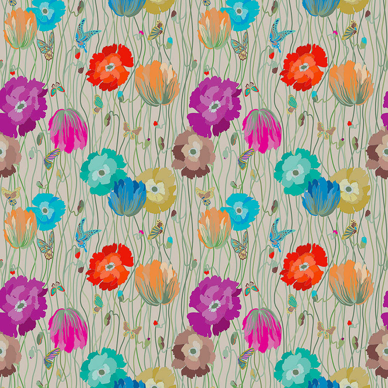 Missoni Home 'Poppies' Wallpaper 10194