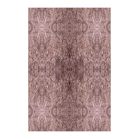 Clay Sediment Rectangle Rug