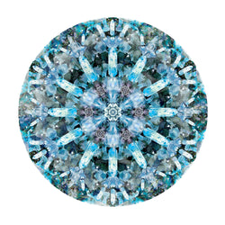 Crystal Ice Rug by Marcel Wanders