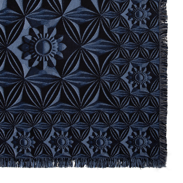 Moooi Carpets 'Crystal Rose' Rug by Marcel Wanders Edge Detail