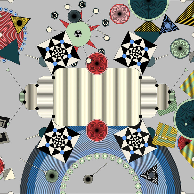 Moooi Carpets Dreamstatic Rug Detail