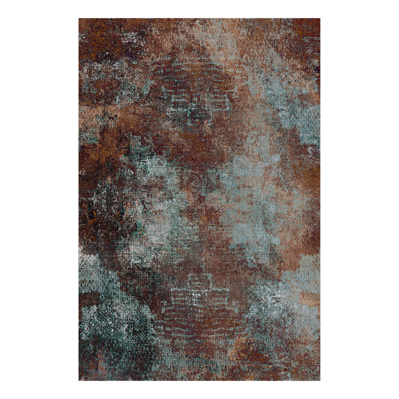 Moooi Carpets 'Erosion Rust' Rectangle Rug