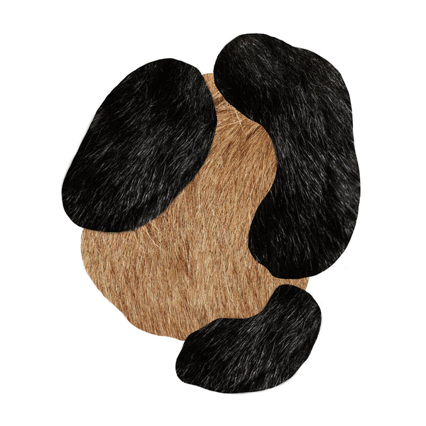 Moooi Carpets Extinct Animals / Bearded Leopard 2 Rug