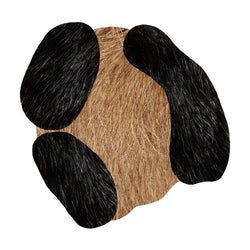 Moooi Carpets Extinct Animals / Bearded Leopard 1 Rug