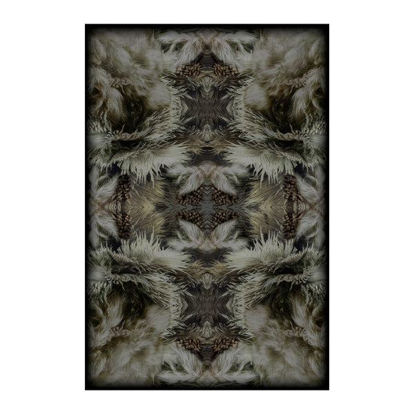 Moooi Carpets Extinct Animals Blushing Sloth Rug