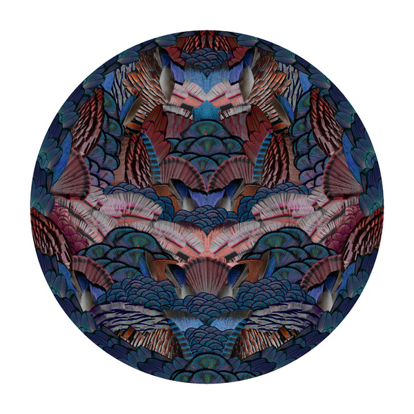 Moooi Carpets Extinct Animals / Calligraphy Bird Rug