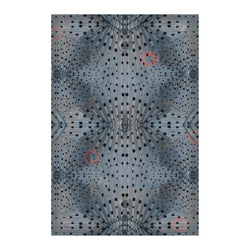 Moooi Carpets Extinct Animals / Flying Coral Fish Rug