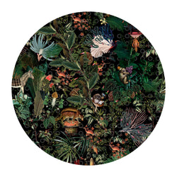 Moooi Carpets Extinct Animals / Menagerie Round Rug Ø250cm