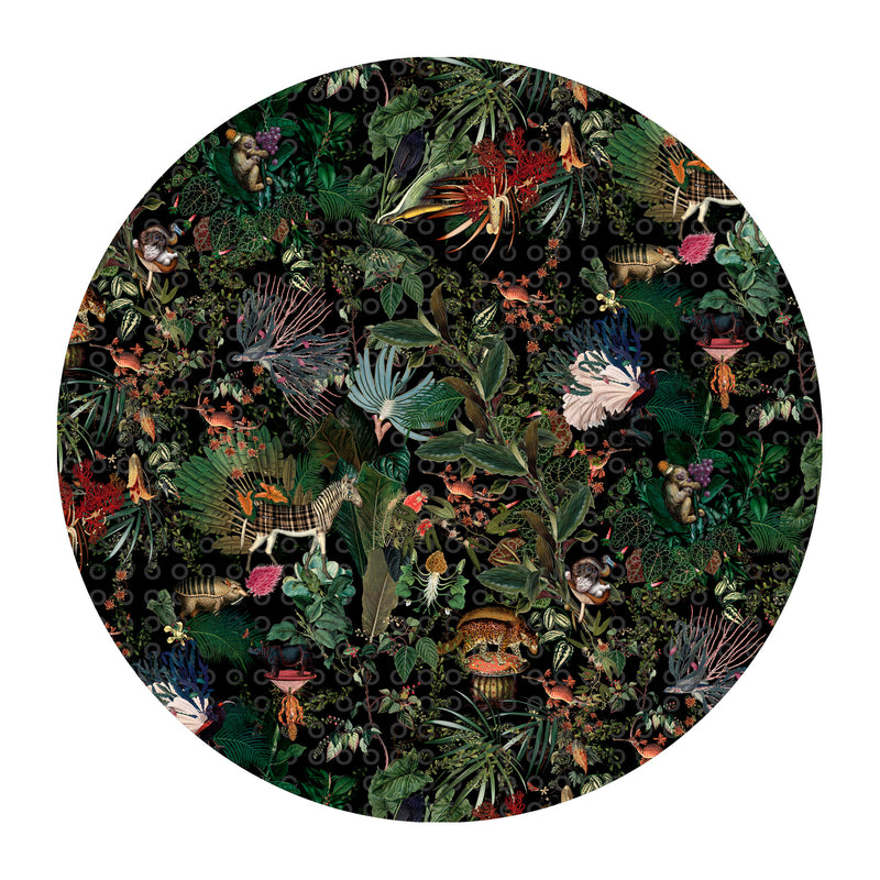 Moooi Carpets Extinct Animals / Menagerie Round Rug Ø350cm