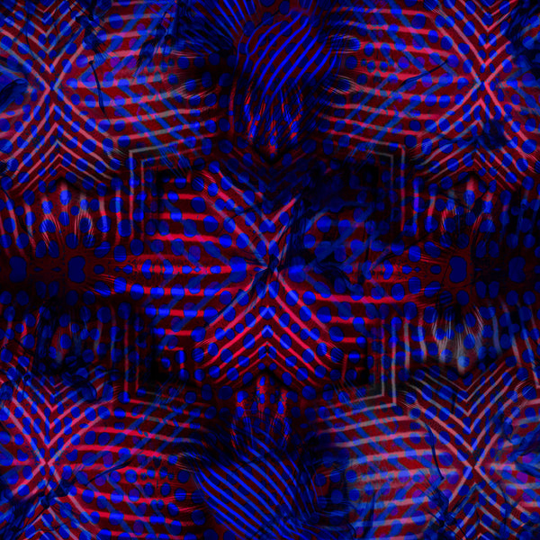 Moooi Carpets Extinct Animals / Umbrella Squid Rug Detail