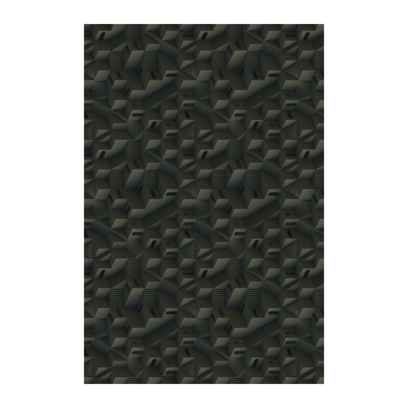 Moooi Carpets Maze Rectangular Rug - Tical by Note