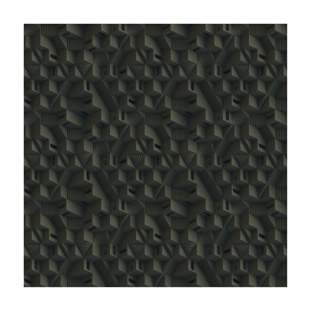 Moooi Carpets Maze Square Rug - Tical by Note