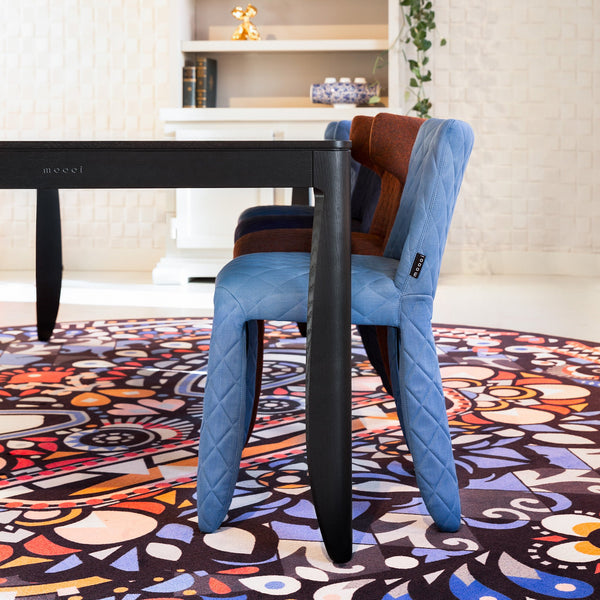 Moooi Carpets 'Monster' Rug by Marcel Wanders Roomset