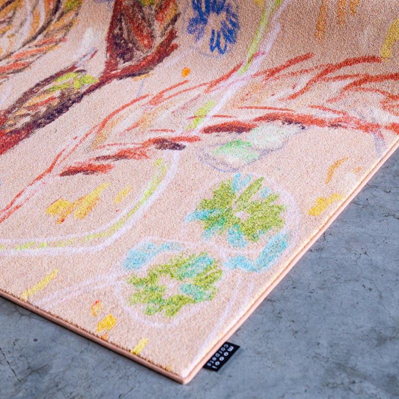 Moooi Carpets Transition Rug by Kiki Van Eijk Detail 1