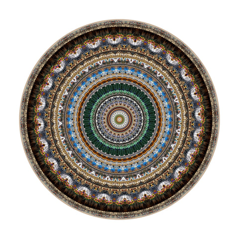 Moooi Carpets Urban Mandalas / Mexico City: February 2016 Rug