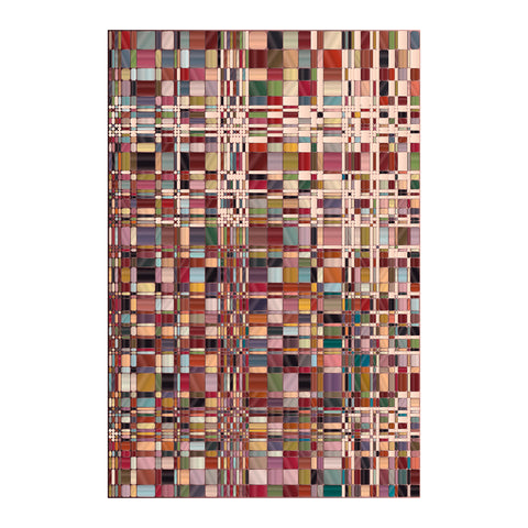 Moooi Carpets Yarn Box - Bead Rectangular Rug by Claire Vos