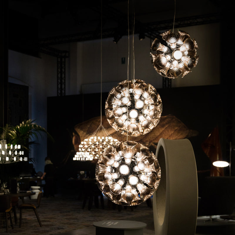 Moooi Chalice 48 Suspension Lamp by Edward van Vliet Roomset