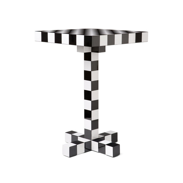 Moooi Chess Table by Front - Front