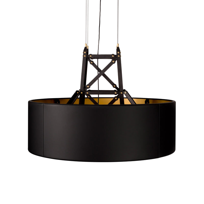 Construction Lamp Suspended - Medium