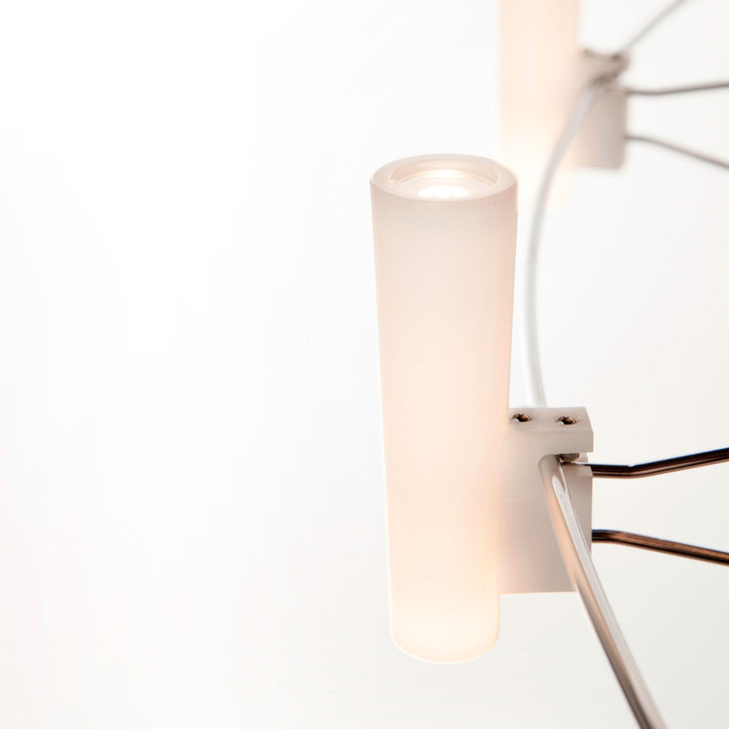 Moooi Coppelia Small Suspension Lamp Frame Detail