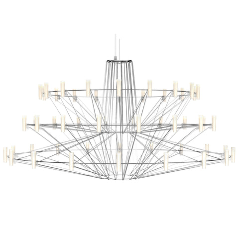 Coppelia Suspension Lamp Front On